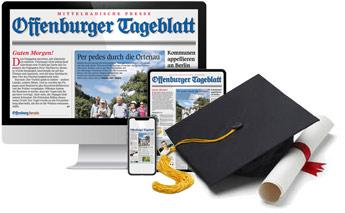 Studenten-Abonnement Der digitale Ausbildungsbegleiter für junge Leser.