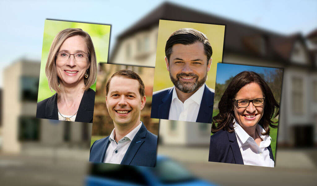 Bürgemeisterwahl Hohberg 2021